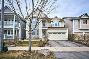 4 BED HOME FOR RENT IN AJAX.  SALEM RD & 401. NEW UPGRADES!!