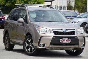 2014 Subaru Forester S4 MY14 XT Lineartronic AWD Premium Bronze 8 Speed Constant Variable Wagon Toowong Brisbane North West Preview