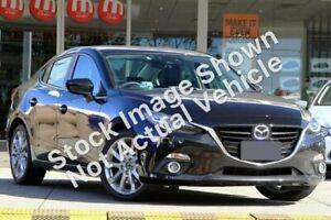2016 Mazda 3 BM5238 SP25 SKYACTIV-Drive Astina Black 6 Speed Sports Automatic Sedan Seaford Frankston Area Preview