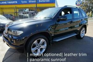 2006 BMW X5 E53 MY06 Steptronic Black Sapphire 6 Speed Sports Automatic Wagon Dandenong Greater Dandenong Preview