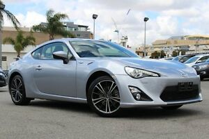 2016 Toyota 86 ZN6 GTS Ice Silver 6 Speed Sports Automatic Coupe Northbridge Perth City Area Preview