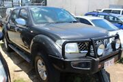 2006 Nissan Navara D40 ST-X Grey 6 Speed Manual Utility Underwood Logan Area Preview