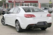2014 Holden Commodore VF MY15 SV6 Silver 6 Speed Sports Automatic Sedan Northbridge Perth City Preview