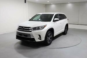 2018 Toyota Kluger GSU50R GX 2WD White 8 Speed Sports Automatic Wagon Invermay Launceston Area Preview