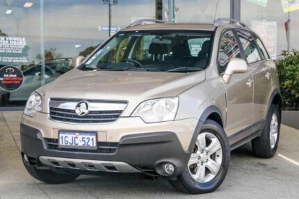 2010 Holden Captiva CG MY10 5 AWD Gold 5 Speed Sports Automatic Wagon Myaree Melville Area Preview