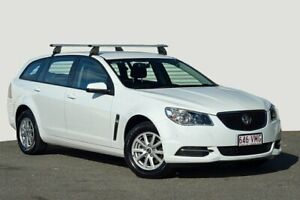 2015 Holden Commodore VF MY15 Evoke Sportwagon White 6 Speed Sports Automatic Wagon Kedron Brisbane North East Preview