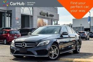 2015 Mercedes-Benz C-Class C 400 4Matic|BlindSpot|Pano_Sunroof|B