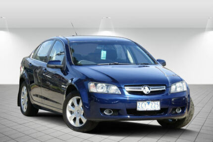 2006 Holden Berlina VE Blue 4 Speed Automatic Sedan Oakleigh South Monash Area Preview