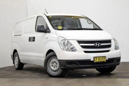 2015 Hyundai iLOAD TQ2-V MY15 Crew Cab White 5 Speed Automatic Van Seven Hills Blacktown Area Preview