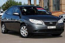 2007 Hyundai Elantra HD SLX Grey 5 Speed Manual Sedan McGraths Hill Hawkesbury Area Preview