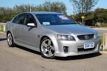 2008 Holden Commodore VE SS V Silver 6 Speed Sports Automatic Sedan Mindarie Wanneroo Area Preview