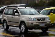 2006 Nissan X-Trail T30 II MY06 ST-S X-Treme Gold 5 Speed Manual Wagon Ringwood East Maroondah Area Preview