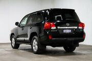 2013 Toyota Landcruiser VDJ200R MY12 Sahara Eclipse Black 6 Speed Sports Automatic Wagon Welshpool Canning Area Preview