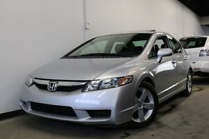 2009 Honda Civic SPORT MOONROOF AUTO - LEASE TO OWN