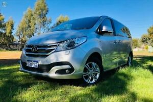 2018 LDV G10 SV7A Silver 6 Speed Sports Automatic Wagon Kenwick Gosnells Area Preview
