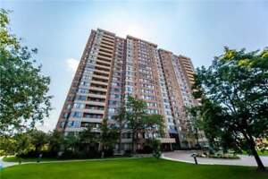 Gorgeous Unit With Unobstructed View Large 3 Bedrooms +Solarium,