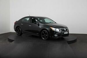 2011 Holden Cruze JH SRi V Black 6 Speed Automatic Sedan Mulgrave Hawkesbury Area Preview