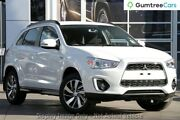 2014 Mitsubishi ASX XB MY15 LS 2WD White 6 Speed Constant Variable Wagon Burnie Area Preview