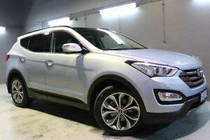 2013 Hyundai Santa Fe DM MY13 Highlander Blue 6 Speed Sports Automatic Wagon Launceston Launceston Area Preview
