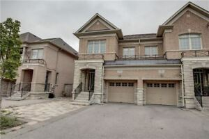 4 Bedroom Semi-Detached Home for Rent - Vaughan - Vellore Villag