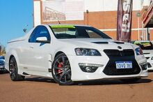 2011 Holden Special Vehicles Maloo E Series 3 MY12 R8 White 6 Speed Sports Automatic Utility Fremantle Fremantle Area Preview