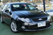 2009 Ford Falcon FG XR6 Black 5 Speed Sports Automatic Sedan Berwick Casey Area Preview