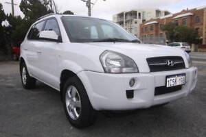 2008 Hyundai Tucson  City SUV Beaconsfield Fremantle Area Preview