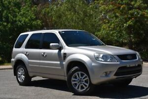 2010 Ford Escape ZD Bronze 4 Speed Automatic Wagon St Marys Mitcham Area Preview