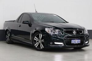 2014 Holden Ute VF SS Storm Green 6 Speed Manual Utility Bentley Canning Area Preview