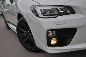 2014 Subaru WRX MY15 Premium (AWD) White 8 Speed CVT Auto Sequential Sedan Greenacre Bankstown Area Preview