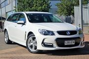 2015 Holden Commodore VF II MY16 SV6 Sportwagon White 6 Speed Sports Automatic Wagon Wayville Unley Area Preview