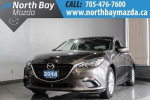 2014 Mazda Mazda3 Sport GS-SKY with Bluetooth, Heated Seats