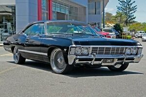 1967 Chevrolet Impala Black 2 Speed Automatic Sedan Jamboree Heights Brisbane South West Preview