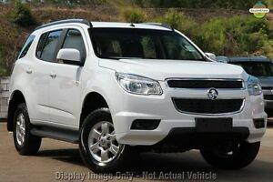 2015 Holden Colorado 7 RG MY16 LT White 6 Speed Sports Automatic Wagon Osborne Park Stirling Area Preview