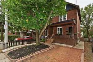 Detached 3+1 Bedroom Edwardian Home By Gage Park, Hamilton!