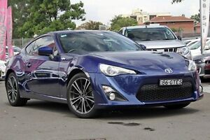 2012 Toyota 86 ZN6 GTS Blue 6 Speed Manual Coupe Blacktown Blacktown Area Preview