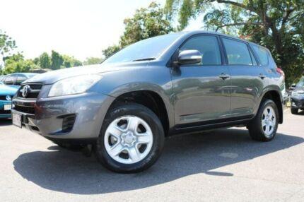 2010 Toyota RAV4 ACA33R MY09 CV Grey 5 Speed Manual Wagon Earlville Cairns City Preview