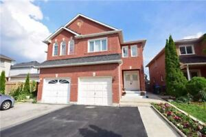 Mississauga 3 Bed 4 Bath Semi-Detached Home in Derry/ Ninth Line