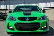 2017 Holden Commodore VF II MY17 SS-V Redline Green 6 Speed Automatic Sedan Cannington Canning Area Preview