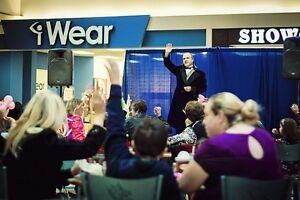 Magician For Christmas & Holiday Shows! Brad Toulouse Windsor Region Ontario image 3