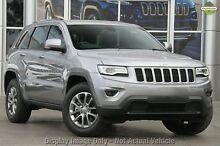 2015 Jeep Grand Cherokee WK MY15 Laredo (4x2) Billet Silver 8 Speed Automatic Wagon Mosman Mosman Area Preview