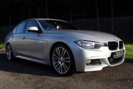 2013 13 BMW 3 SERIES 3.0 330D M SPORT 4D AUTO 255 BHP DIESEL