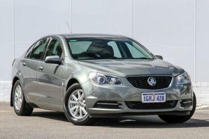 2015 Holden Commodore VF II MY16 Evoke Grey 6 Speed Sports Automatic Sedan Maddington Gosnells Area Preview