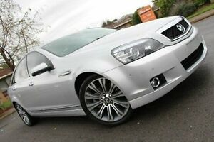 2013 Holden Caprice WN MY14 V Silver 6 Speed Sports Automatic Sedan Nailsworth Prospect Area Preview