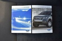 2015 Ford Ranger PX MkII XLS Double Cab Blue 6 Speed Sports Automatic Utility Berwick Casey Area Preview