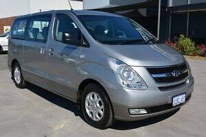 2015 Hyundai iMAX TQ MY13 Silver 4 Speed Automatic Wagon Welshpool Canning Area Preview