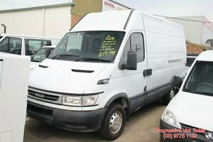 2006 Iveco Daily 50C17 AUTO 5 Speed Auto Active Sequential Van Carrum Downs Frankston Area Preview