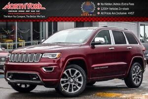 2018 Jeep Grand Cherokee NEW CAR Overland 4x4|Nav|PanoSunroof|He