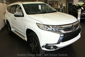 2016 Mitsubishi Pajero Sport QE MY16 GLX White Solid 8 Speed Sports Automatic Wagon Blacktown Blacktown Area Preview