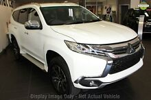 2016 Mitsubishi Pajero Sport QE MY16 GLX White 8 Speed Sports Automatic Wagon East Rockingham Rockingham Area Preview